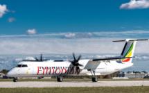Ethiopian Airlines prend livraison de son 32ème Dash 8-400