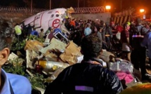 Inde: Une erreur du pilote à l'origine du crash du Vol 1344 d'Air India Express en 2020