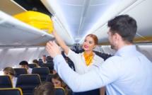 Ryanair prévoit de créer 5.000 emplois sur cinq ans pour accélérer la reprise post-covid