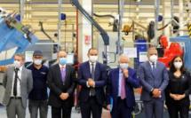 Mezzour fait le point sur l'existant en matière d'industrie aéronautique au Maroc