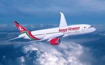 Crash d'un avion de  Kenya Airways