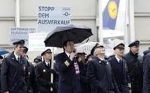 Les pilotes de Lufthansa votent en faveur d'une grève sans préciser sa date