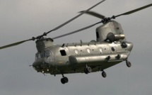 Crash d'un hélicoptère de l'armée libyenne avec 12 millions de dollars à bord
