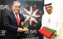 Le Maroc participe à Dubaï au Salon MEBA de l'aviation privée