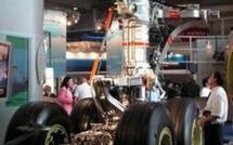 Safran offre un train d'atterrissage au centre de formation d'Emirates