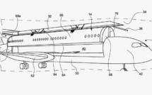 Airbus brevète aux États-unis son avion à Cabine détachable