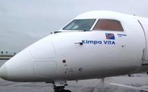 Congo Airways ajoute un troisième avion Q400 de Bomabrdier à sa flotte