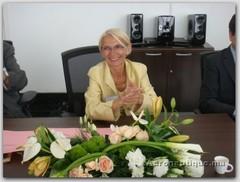 Mme Annie Lagrande, Directrice de l'IMA