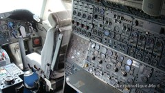 L'avion musée - B747 cockpit