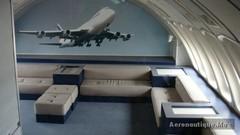L'avion musée - B747 de l'intérieur