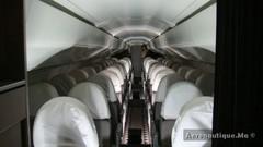 Concorde - Intérieur