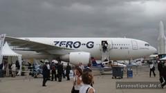 L'avion ZERO-G