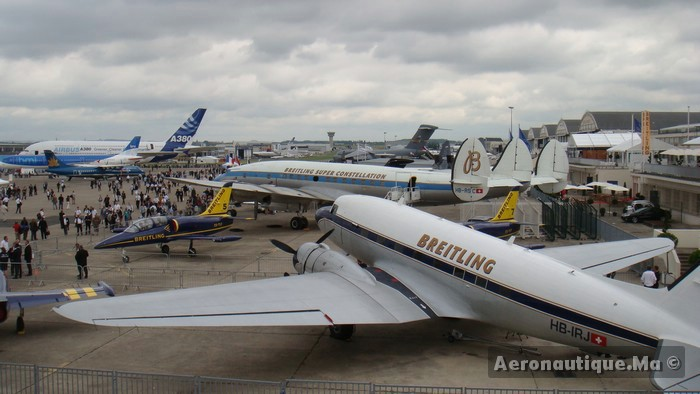 Le Bourget 2009